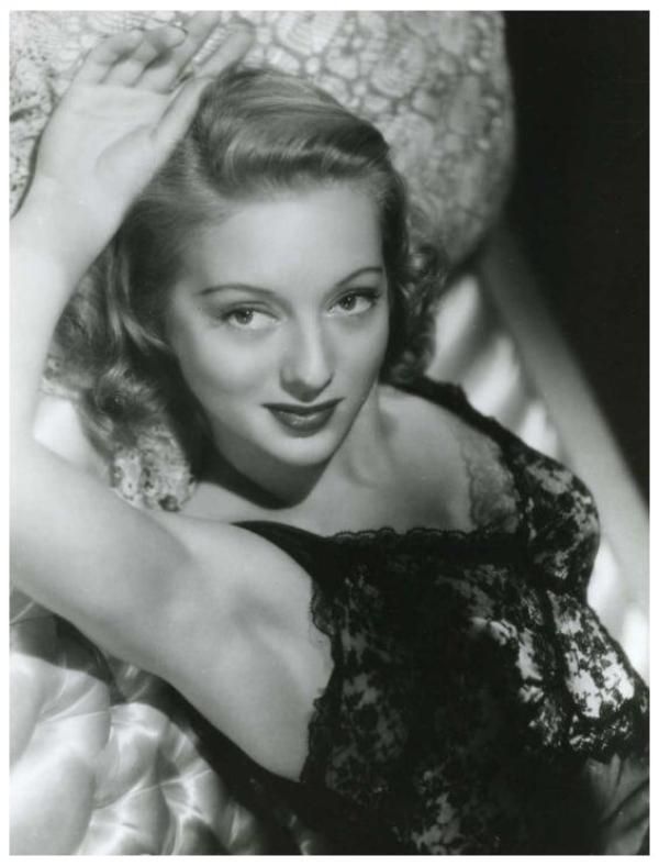 Evelyn KEYES '30-40 (20 Novembre 1916 - 4 Juillet 2008)
