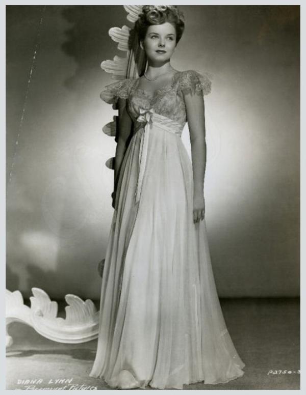 Diana LYNN '40-50 (7 Octobre 1926 - 18 Décembre 1971)