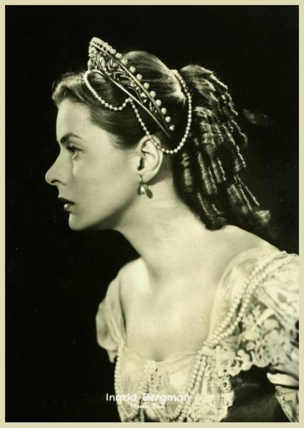Ingrid BERGMAN '40-50 (29 Août 1915 - 29 Août 1982)