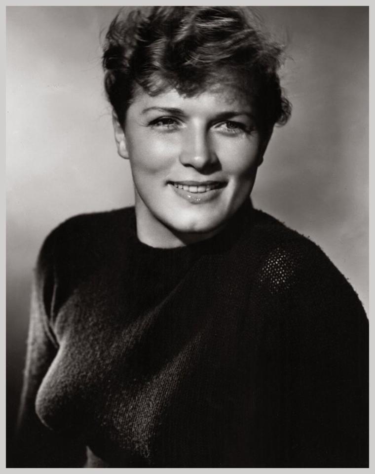 Denise DARCEL '40-50 (8 Septembre 1925)
