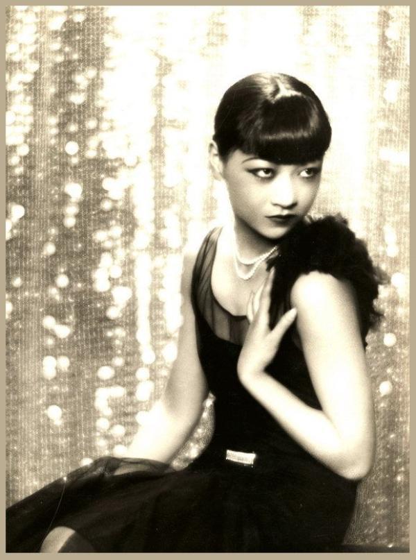 Anna May WONG '20-30 (3 Janvier 1905 - 3 Février 1961)