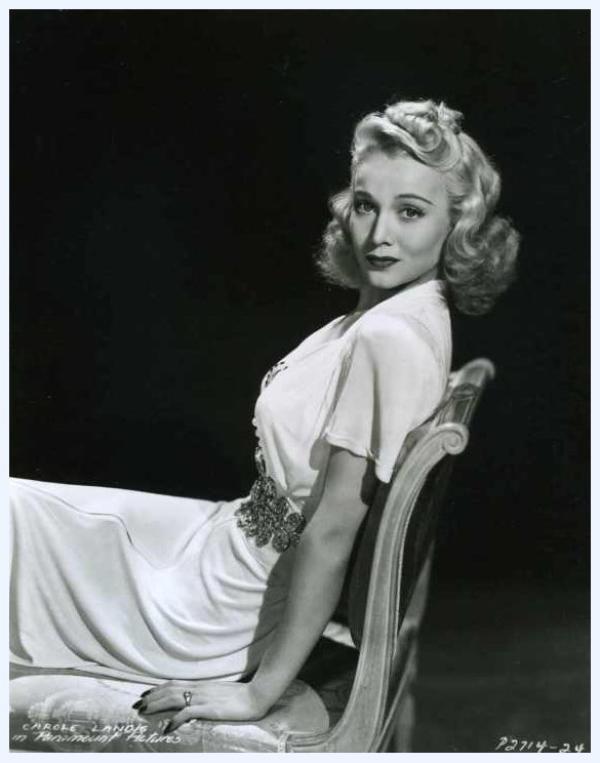 Carole LANDIS '40 (1er Janvier 1919 - 5 Juillet 1948)