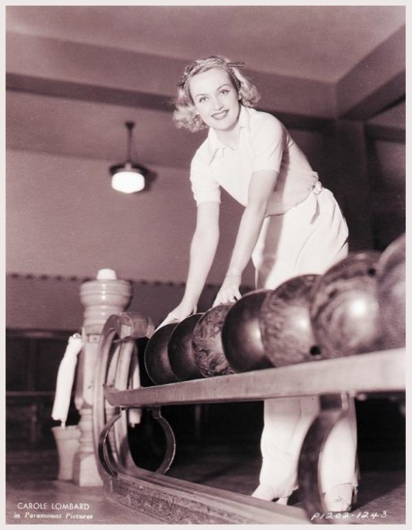 Carole LOMBARD '30 (6 Octobre 1908 - 16 Janvier 1942)