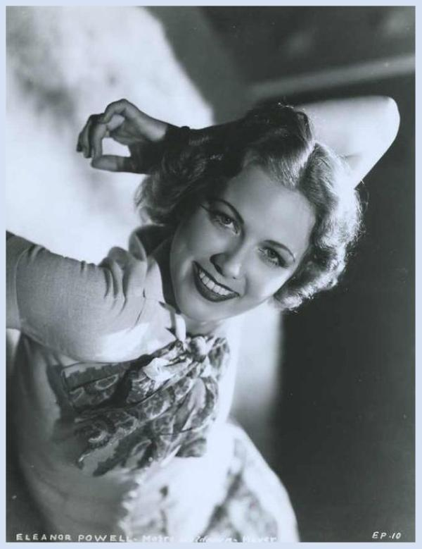 Eleanor POWELL '30-40-50 (21 Novembre 1912 - 11 Février 1982)