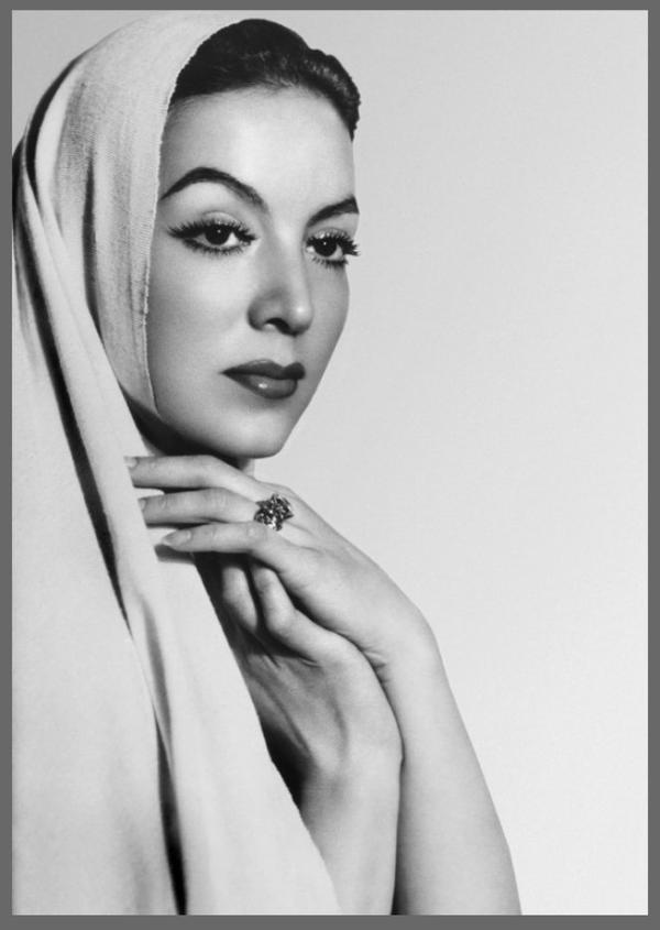 Maria FELIX '30-40-50-60 (8 Avril 1914 - 8 Avril 2002)