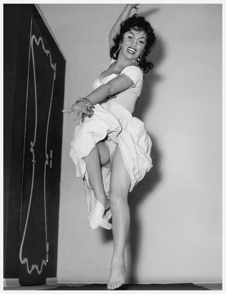 Gina LOLLOBRIGIDA '50-60 (4Juillet 1927)