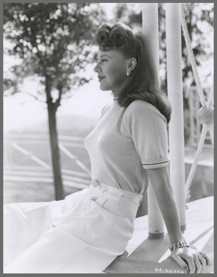 Ginger ROGERS '30-40-50-60 (16 Juillet 1911 - 25 Avril 1995)