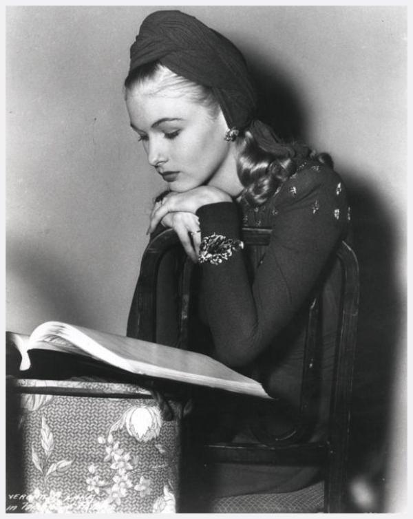 Veronica LAKE '40-50 (14 Novembre 1919 - 7 Juillet 1973)