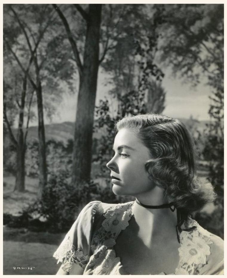 Dorothy McGUIRE '40-50 (14 Juin 1916 - 13 Septembre 2001)