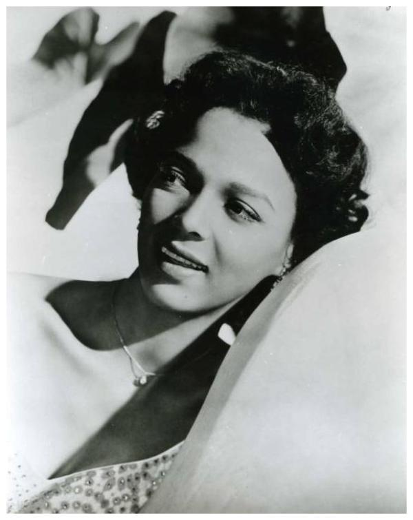 Dorothy DANDRIDGE '50-60 (9 Novembre 1922 - 8 Septembre 1965)