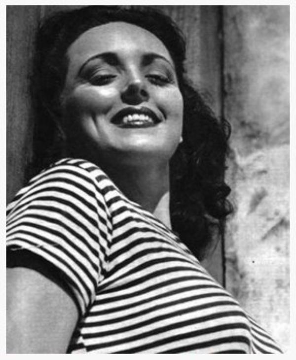 Lina ROMAY '30-40 (16 Janvier 1919 - 17 Décembre 2010)
