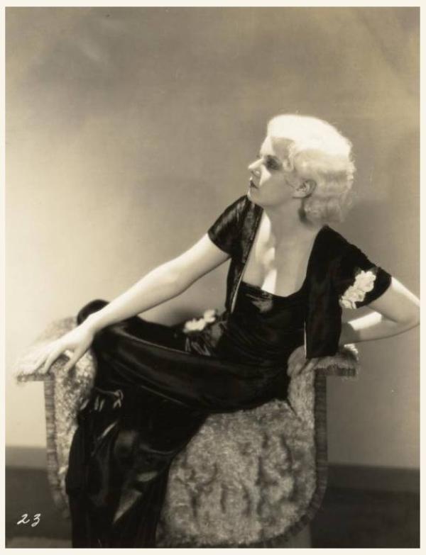 Jean HARLOW '30 (3 Mars 1911 - 7 Juin 1937)