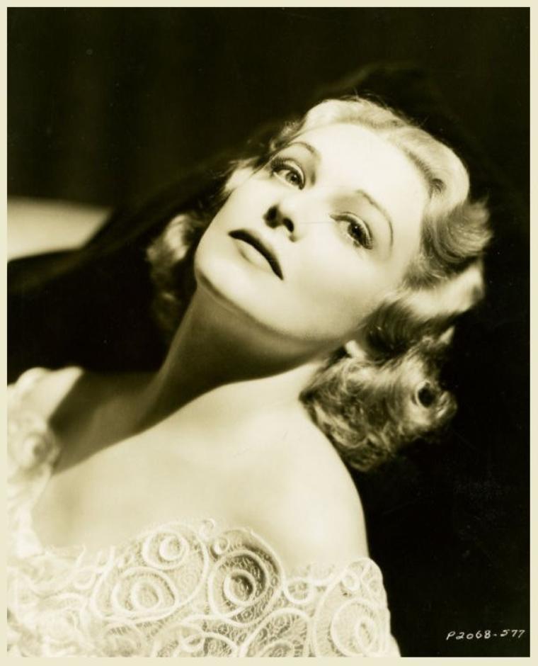 Madeleine CARROLL '30-40-50 (26 Février 1906 - 2 Octobre 1987)