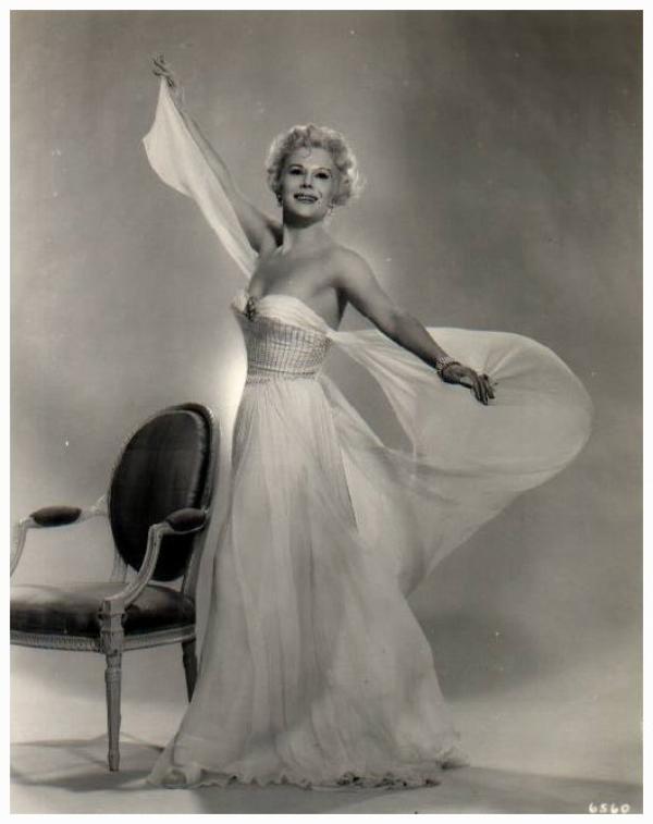 Eva GABOR '40-50 (11 Février 1919 - 4 Juillet 1995)