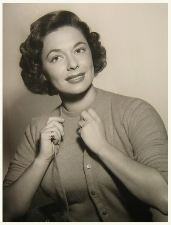 Ruth ROMAN '40-50 (23 Décembre 1923 - 9 Septembre 1999)