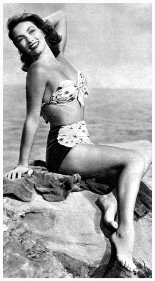 Linda CHRISTIAN '40-50 (13 Novembre 1923 - 22 Juillet 2011)