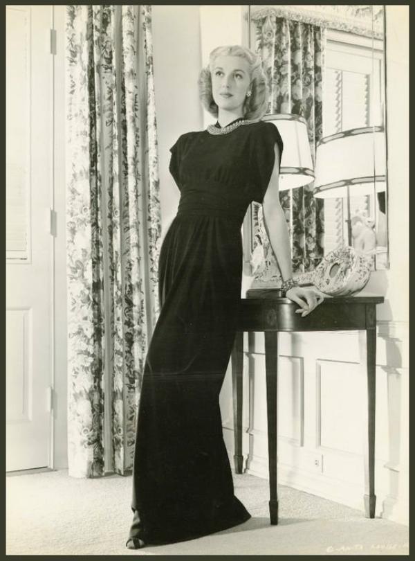 Anita LOUISE '30-40 (9 Janvier 1915 - 25 Avril 1970)