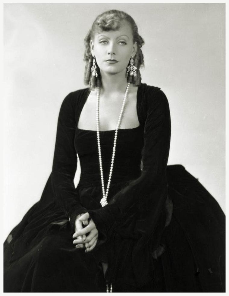 Greta GARBO '30-40 (18 Septembre 1905 - 15 Avril 1990)