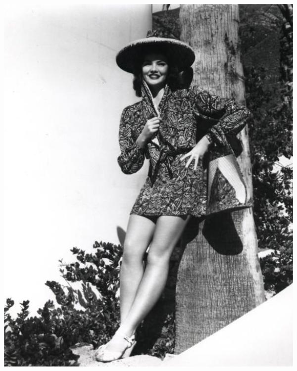 Gene TIERNEY '40-50 (19 Novembre 1920 - 6 Novembre 1991)