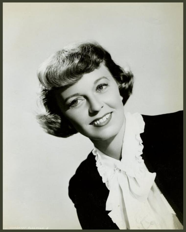 Margaret SULLAVAN '30-40-50 (16 Mai 1909 - 1er Janvier 1960)