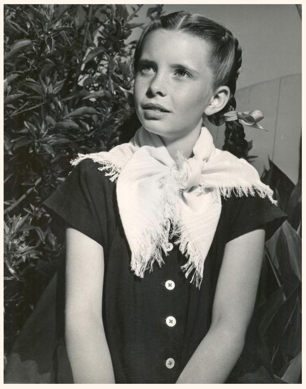 Margaret O'BRIEN '40-50 (15 Janvier 1937)