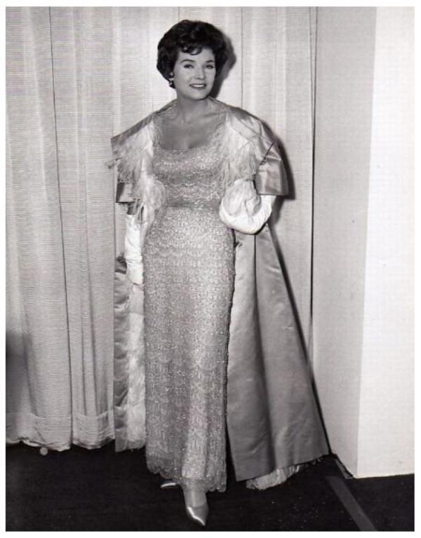 Polly BERGEN '50-60 (14 Juillet 1930)