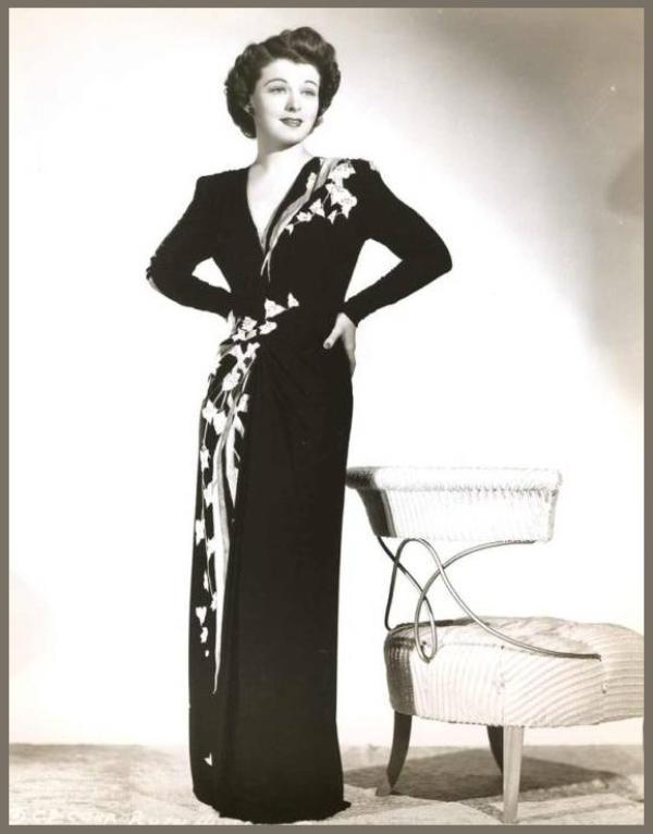 Ruth HUSSEY '40-50 (30 Octobre 1911 - 19 Avril 2005)