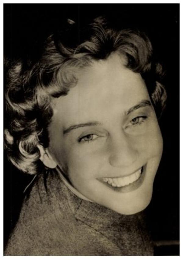 Maria SCHELL '40-50 (15 Janvier 1926 - 26 Avril 2005)