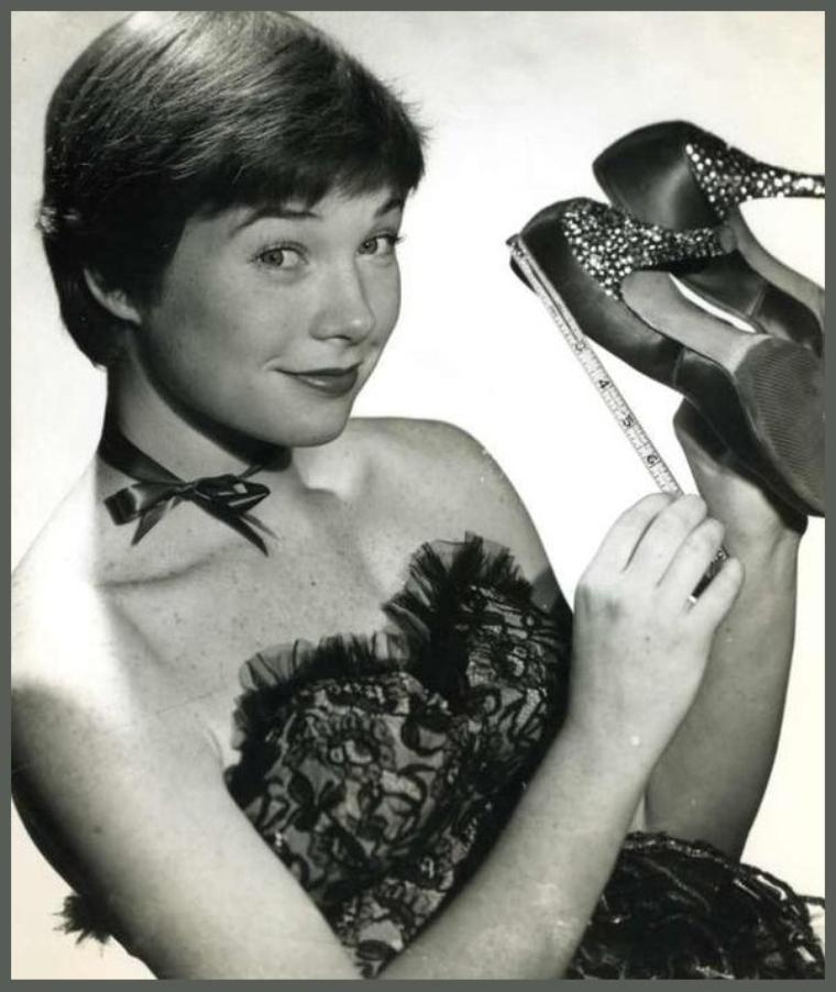 Shirley MacLAINE '50-60 (24 Avril 1934)