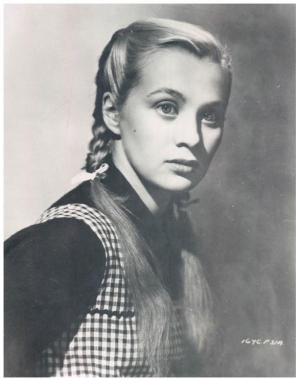 Mai ZETTERLING '40-50 (24 Mai 1925 - 17 Mars 1994)