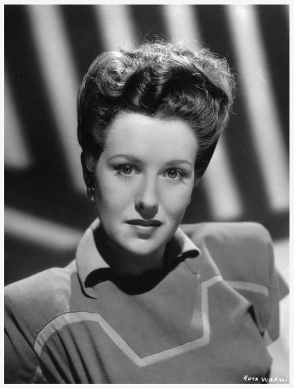 Ruth WARRICK '40 (29 Juin 1915 - 15 Janvier 2005)