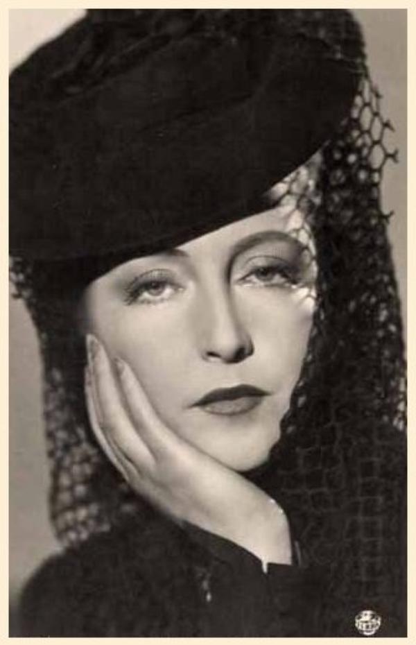 Dorothea WIECK '20-30 (3 Janvier 1908 - 19 Février 1986)