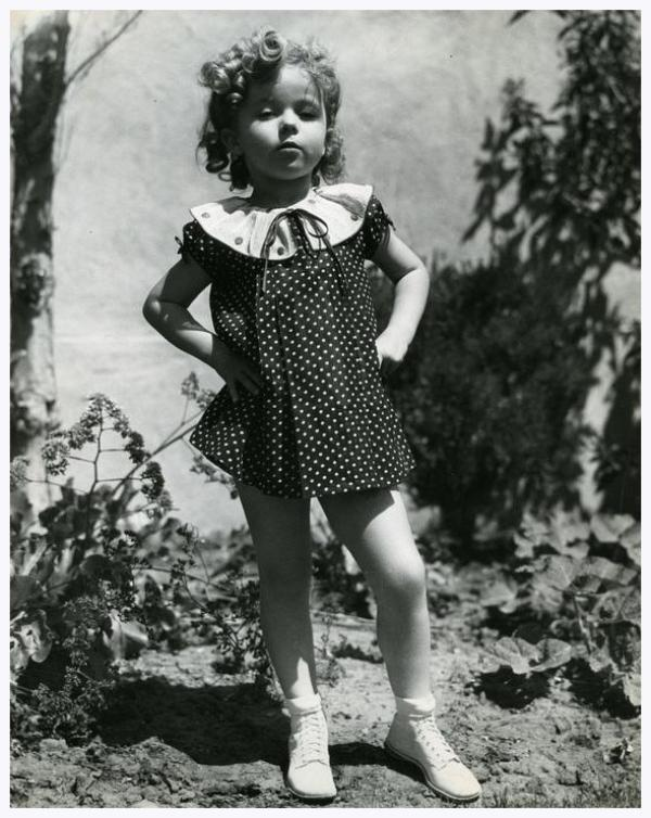 Shirley TEMPLE '30-40-50 (23 Avril 1928)