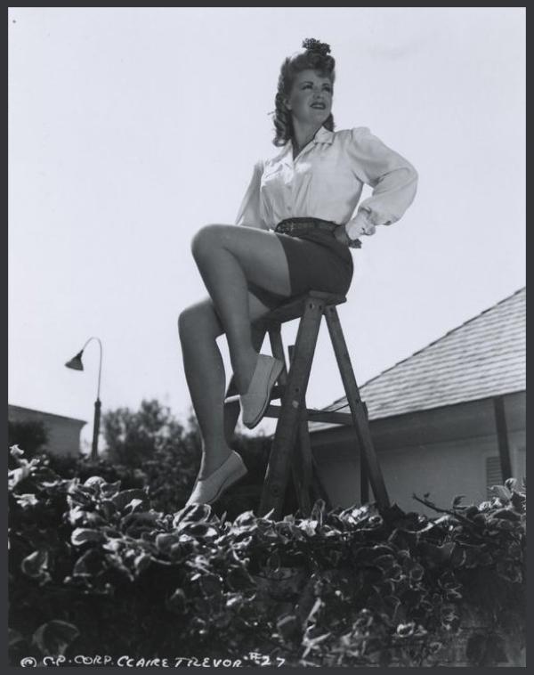 Claire TREVOR '30-40-50 (8 Mars 1910 - 8 Avril 2000)