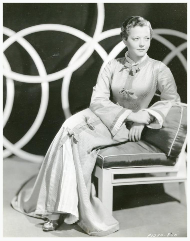 Sylvia SIDNEY '30-40 (8 Août 1910 - 1er Juillet 1999)