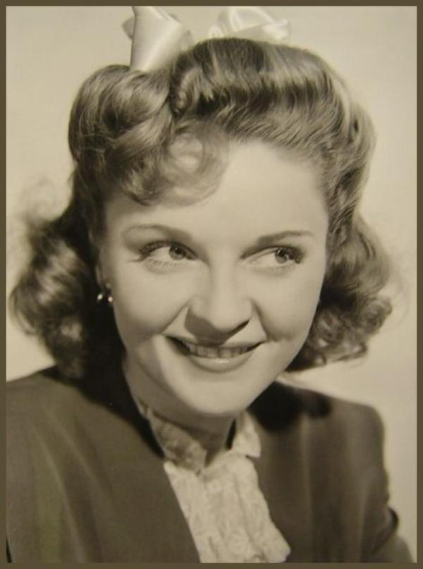 Anna STEN '30 (3 Décembre 1908 - 12 Novembre 1993)