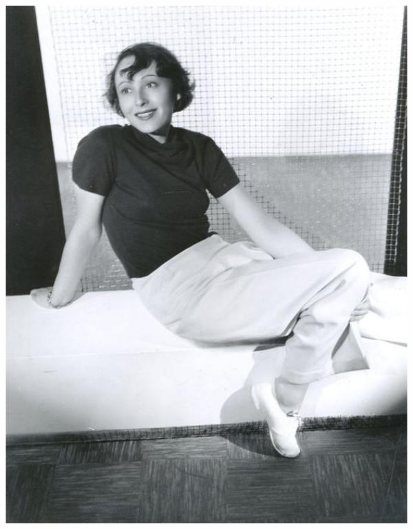 Luise RAINER '30-40 (12 Janvier 1910)