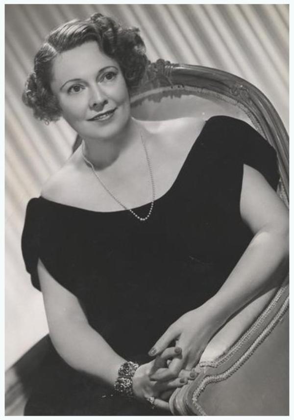 Marjorie RAMBEAU '30-40 (15 Juillet 1889 - 6 Juillet 1970)