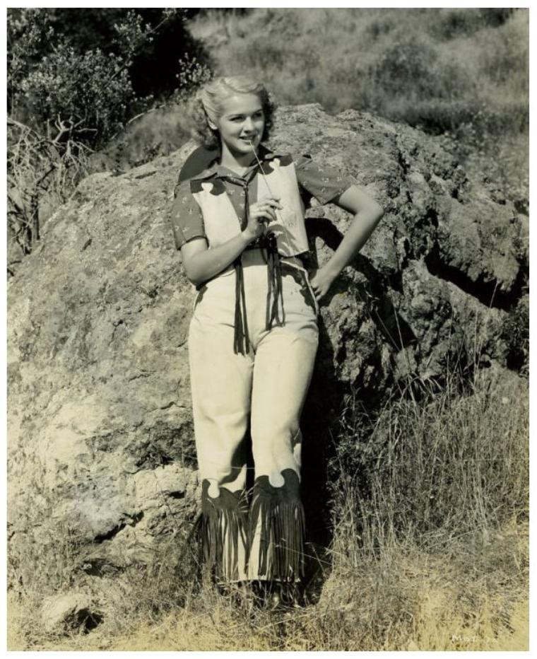 Martha O'DRISCOLL '40 (4 Mars 1922 - 3 Novembre 1998)