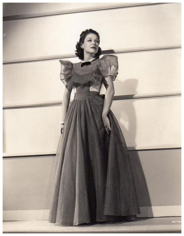 Anne NAGEL '30-40 (29 Septembre 1915 - 6 Juillet 1966)