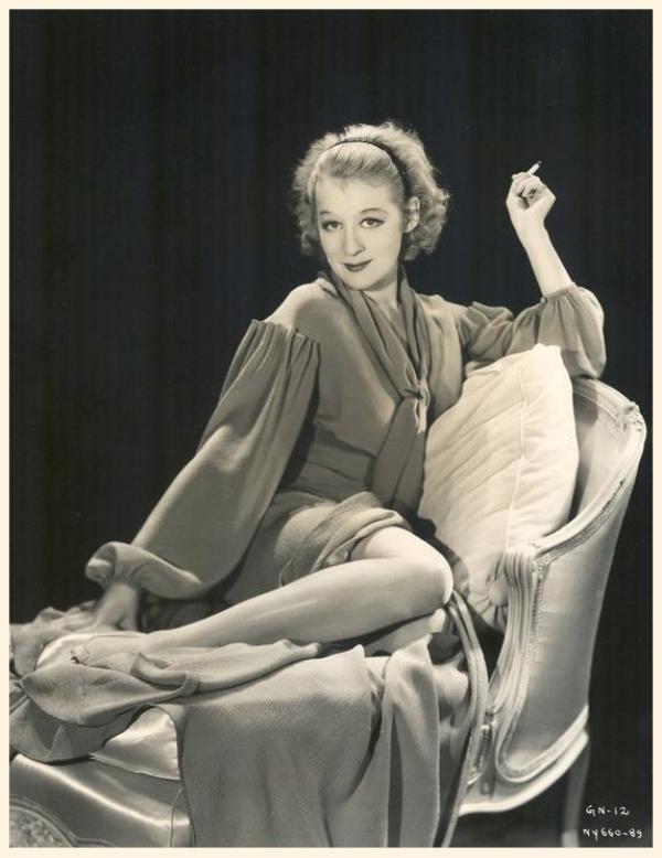 Greta NISSEN '20-30 (30 Janvier 1906 - 15 Mai 1988)