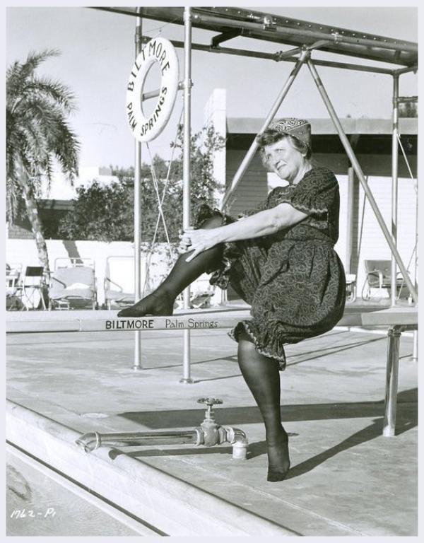 Marjorie MAIN '30-40-50 (24 Février 1890 - 10 Avril 1975)