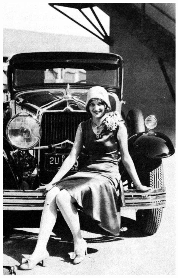 Marian MARSH '20-30 (17 Octobre 1913 - 9 Novembre 2006)