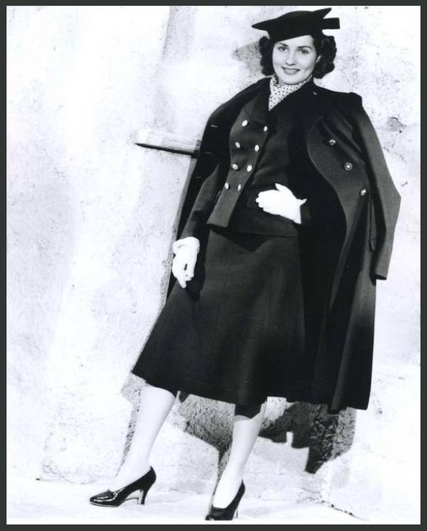 Brenda MARSHALL '40 (29 Septembre 1915 - 30 Juillet 1992)
