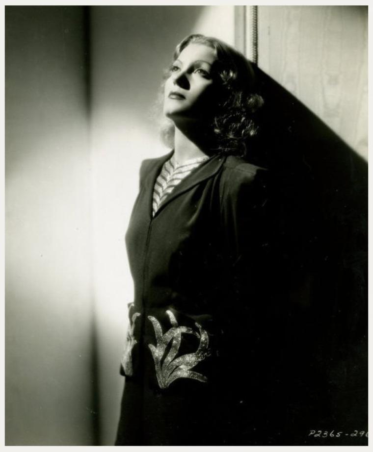 Isa MIRANDA '30 (5 Juillet 1905 - 8 Juillet 1982)