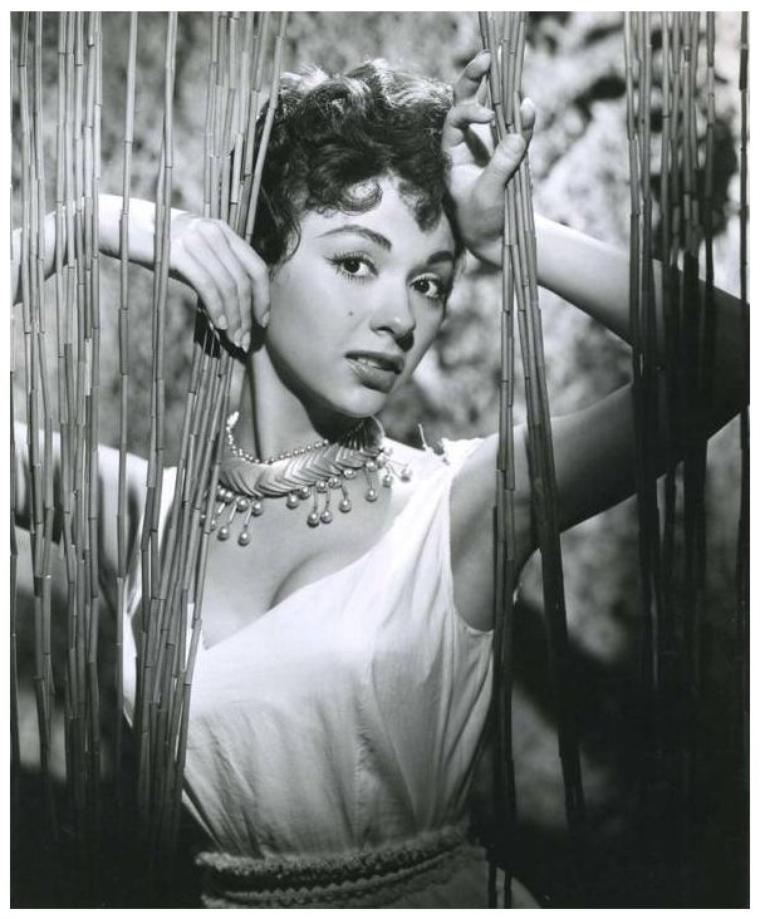 Rita MORENO '50 (11 Décembre 1931)