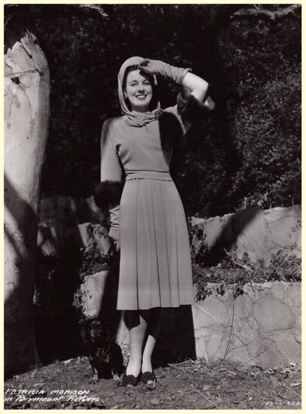 Patricia MORISON '30-40 (19 Mars 1915)