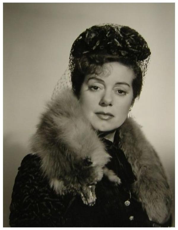 Elsa LANCHESTER '30-40-50 (28 Octobre 1902 - 26 Décembre 1986)