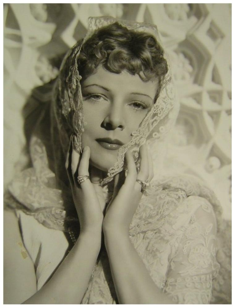 Elissa LANDI '30-40 (6 Décembre 1904 - 21 Octobre 1948)