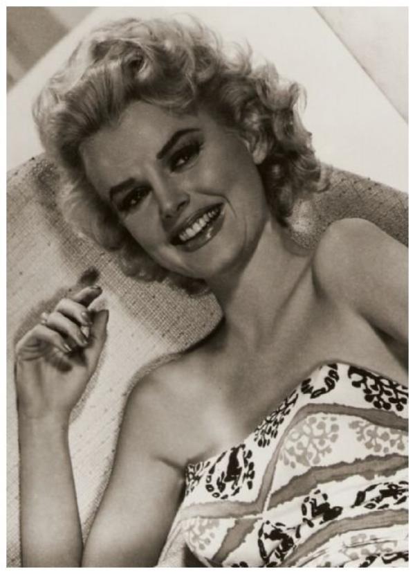 Barbara LANG '50 (2 Mars 1928 - 22 Juillet 1982)